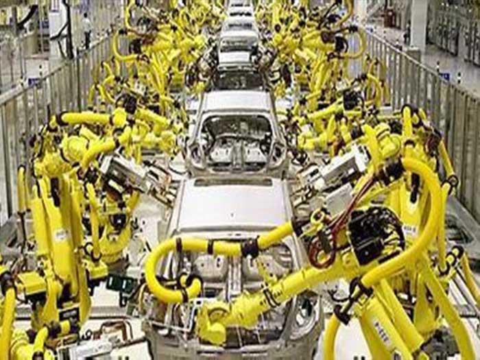 宁夏工业机器人-银川工业机器人的发展-宁夏科锐智控