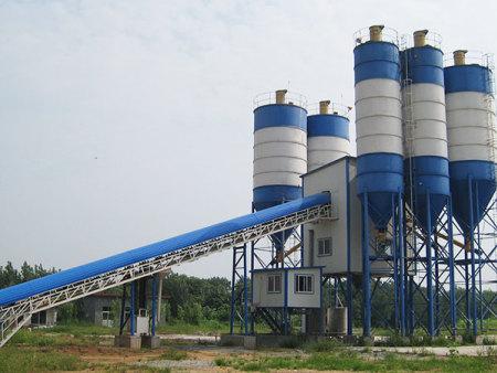 新疆混凝土攪拌站制造—就找清潔環保~混凝土攪拌站品牌