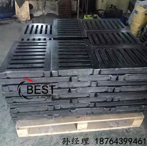 厂家直销加油站沟盖板,350x500x60mm复合材料沟盖板