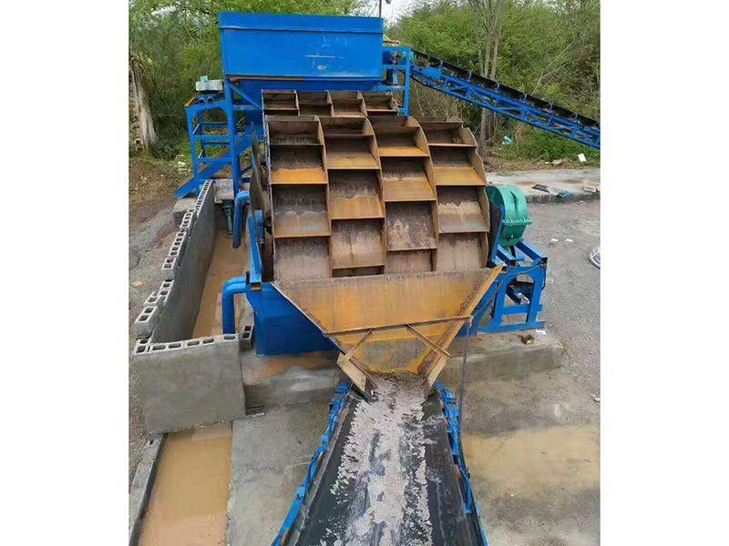 新品来一波!轮式洗沙机订制——轮式洗沙机生产商
