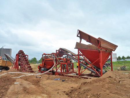 《每天与你相见》破碎洗沙机厂家,破碎洗沙机制造商