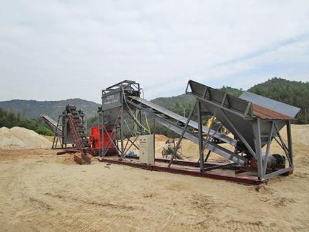 【每天一款,惊喜不断】破碎洗沙机厂家——破碎洗沙机价格