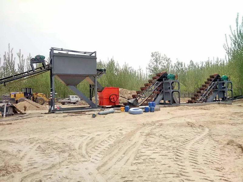 破碎洗沙机,破碎洗沙机哪家好,破碎洗沙机制造商