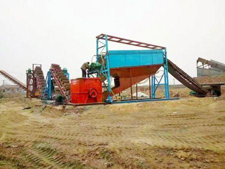 破碎洗沙机厂家【甚合心意】破碎洗沙机价格