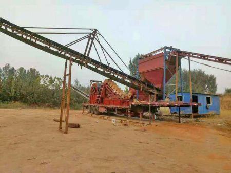 《志在必得》破碎洗沙机厂家*破碎洗沙机制造商