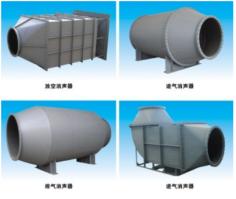 凯骏环保专业供应消声器,进排风消声器设备