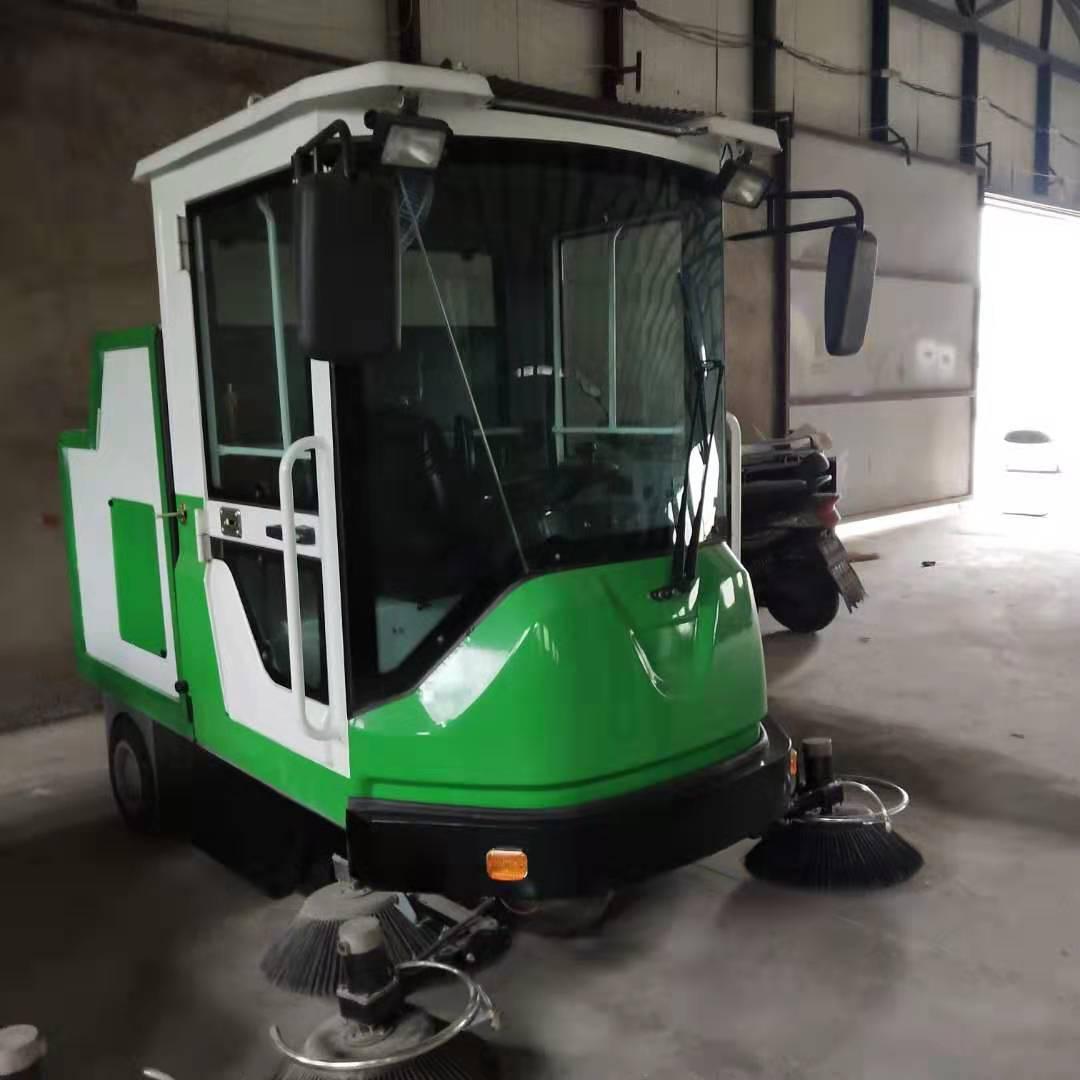 海南全封闭驾驶式自动扫地车_具有性价比的全封闭驾驶式自动扫地车在哪买