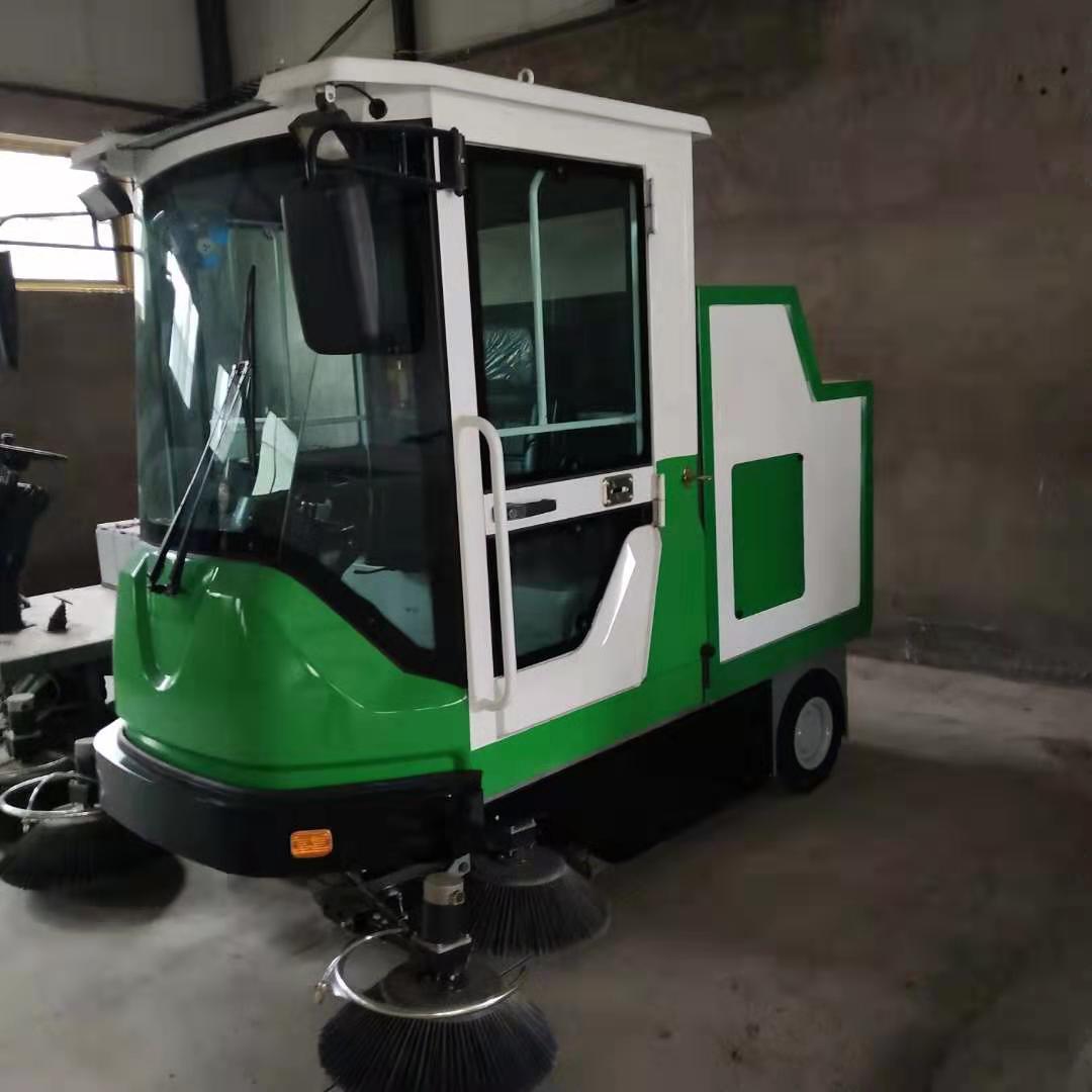 河北新能源全封闭驾驶式自动扫地车厂家