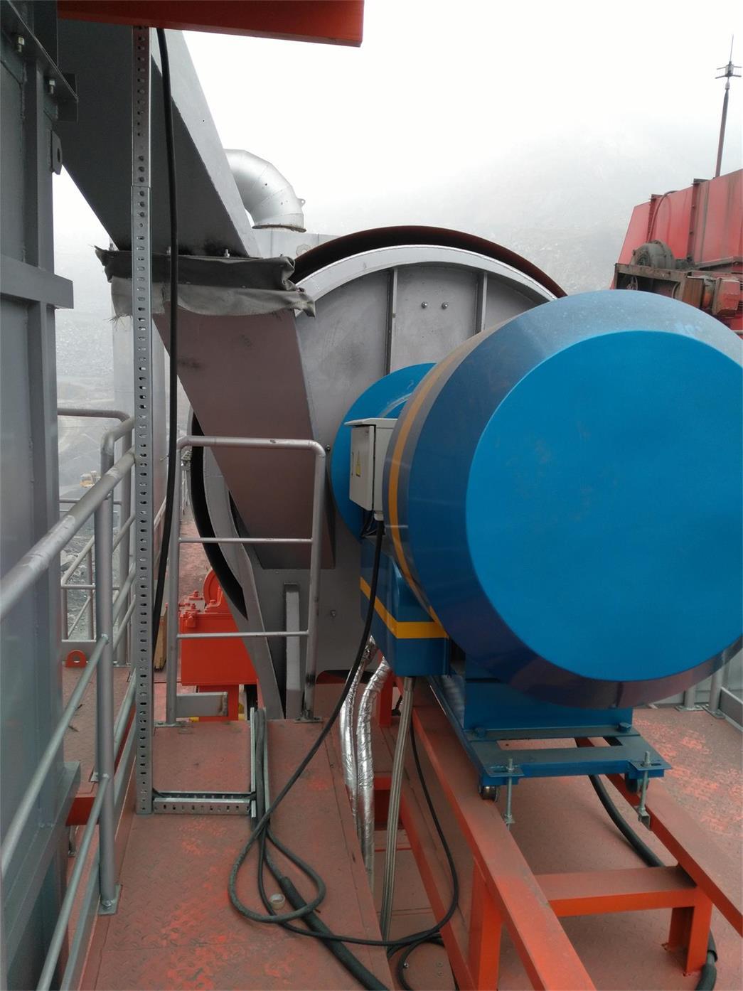 湖北沥青拌和站燃烧器_想买耐用的沥青搅拌站燃烧器,就来法尔科技