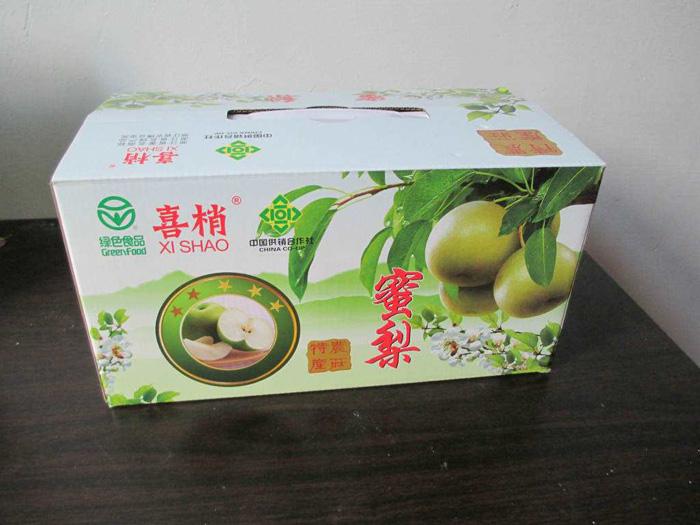【纸箱√印刷厂】青州邵树_定制水果专用纸箱,水果运�输纸箱