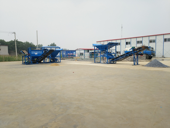 筛沙机厂-潍坊哪里有质量优良的筛沙机