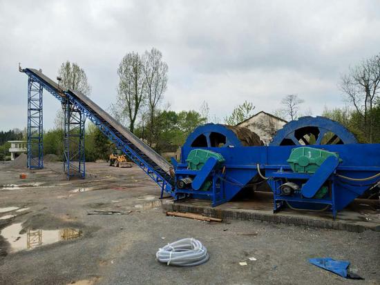江西石粉制砂机 大量供应出售石粉制砂机