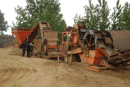 山东风化砂制砂-选购价格优惠的风化砂制砂就选昌达机械设备