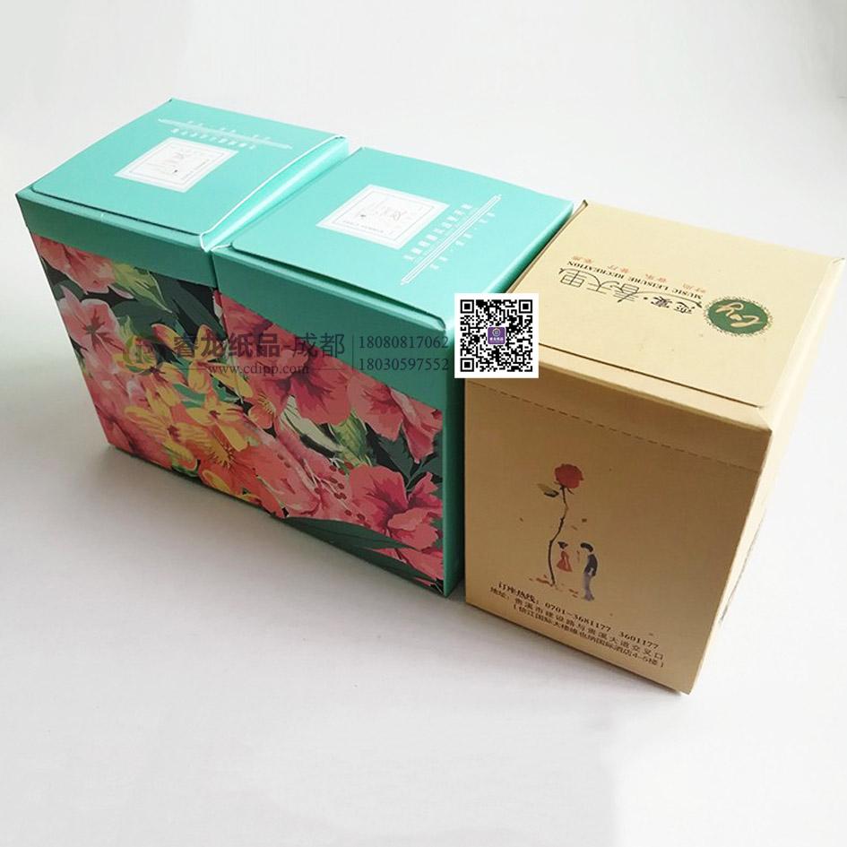 成都纸巾厂定制商务盒装抽纸&三层木浆抽纸80抽【方便实用】