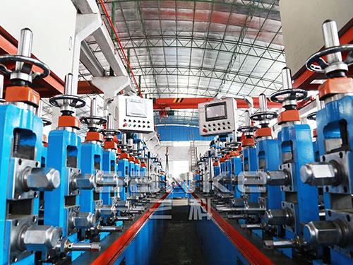 不锈钢焊管机厂家直销上三科不锈钢