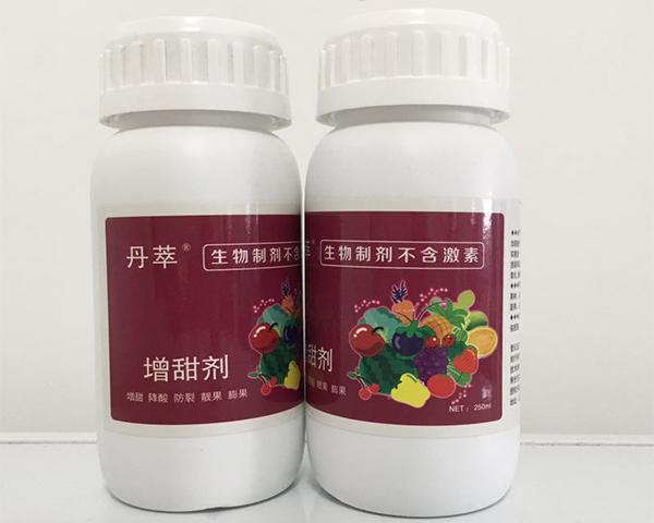 冬棗增甜劑-口碑好的增甜劑供應商,當屬農伯樂生物科技
