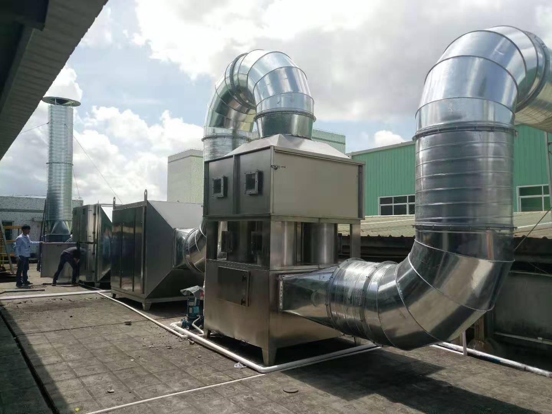 脉冲布袋除尘器设备-净达生态提供优良的脉冲布袋除尘器