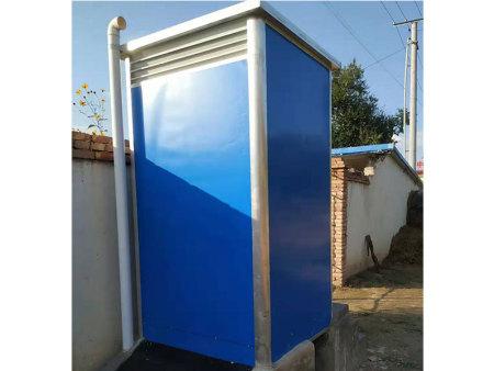 嘉峪关移动厕所安装-明诺新款甘肃移动厕所出售
