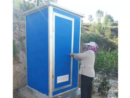 金昌工地移动厕所安装|甘肃高性价甘肃工地移动厕所供应