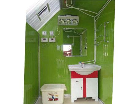天水太阳能整体浴房安装_明诺出售甘肃淋浴房