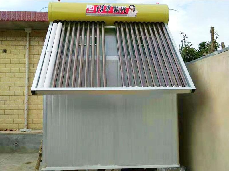 慶陽太陽能整體浴室廠家-耐用的甘肅太陽能整體浴房供銷