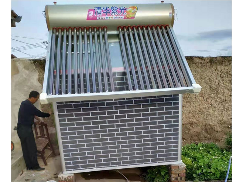 甘肅太陽能整體浴房蘭州太陽能整體浴房安裝