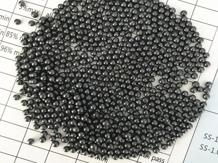 四川强化钢丸多少钱_顺通磨料供应质量好的强化钢丸