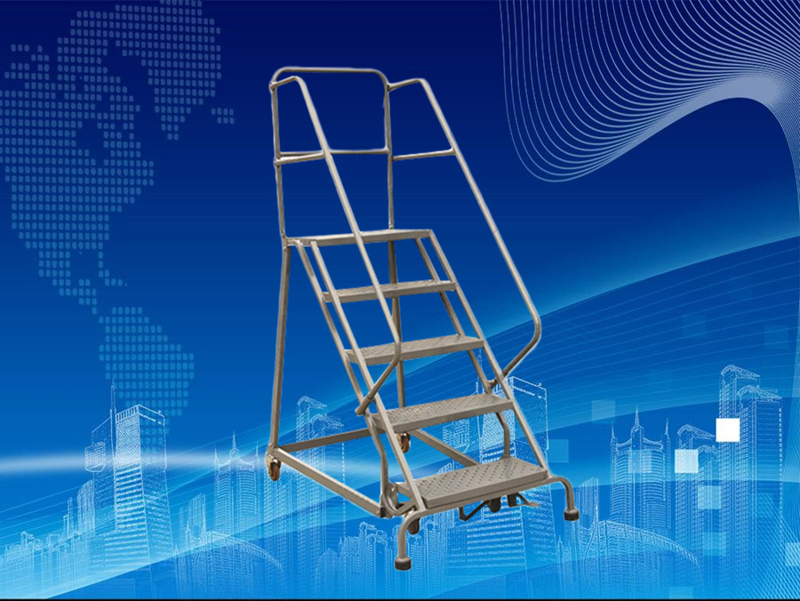 泰安哪家供應的登高梯品質好 新泰市移動平臺登高車多少錢