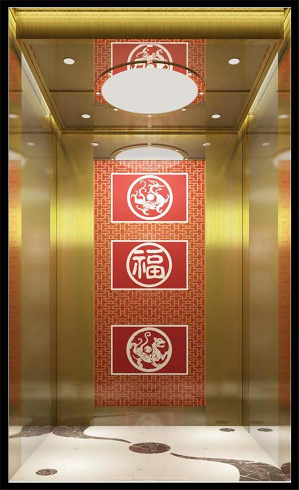 石家庄电梯轿厢装饰