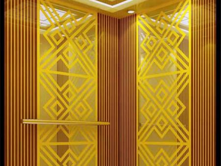 鹿泉电梯轿厢装饰价格|专业承接电梯轿厢装饰