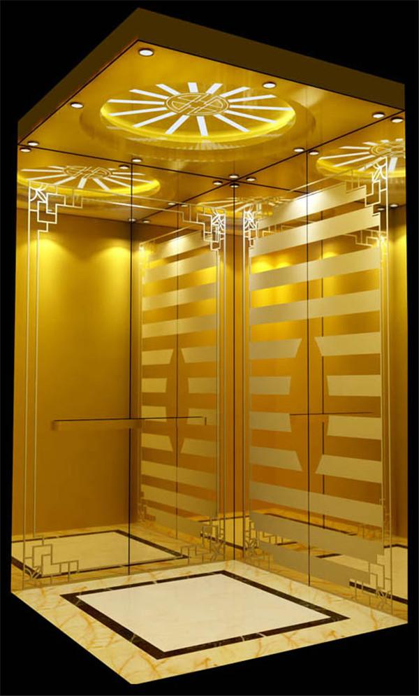 邦特电梯装饰提供划算的电梯装潢服务