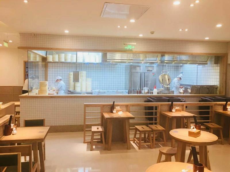 上海实木快餐餐桌-供应博伟家具超优惠的快餐家具