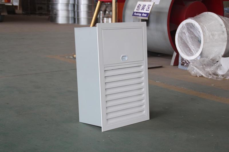 鋁合金多葉排煙口原理-山東可靠的多葉排煙口供應商是哪家
