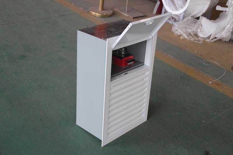机器灵楼梯间口检验报告-山东亚通集团供应高质量的多叶排烟口