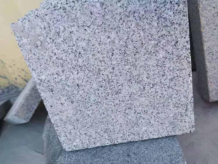 芝麻白g603花岗岩