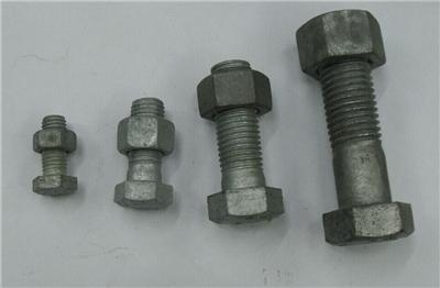 螺栓标准件热镀锌号_热镀锌螺栓厂家低价批发