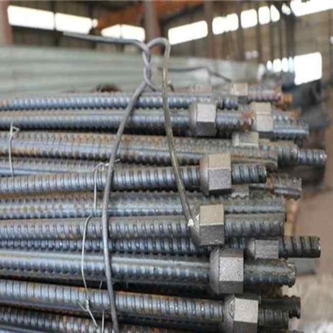 无纵筋螺纹钢式树脂锚杆金属杆体