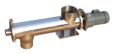 U型螺旋輸送機-質量好的污泥螺旋輸送機械哪里有賣