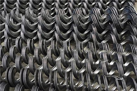 不銹鋼螺旋葉片定制-專業的螺旋葉片制作商