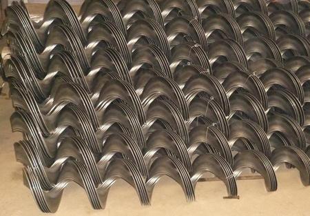 绞龙螺旋叶片加工||绞龙螺旋叶片厂家