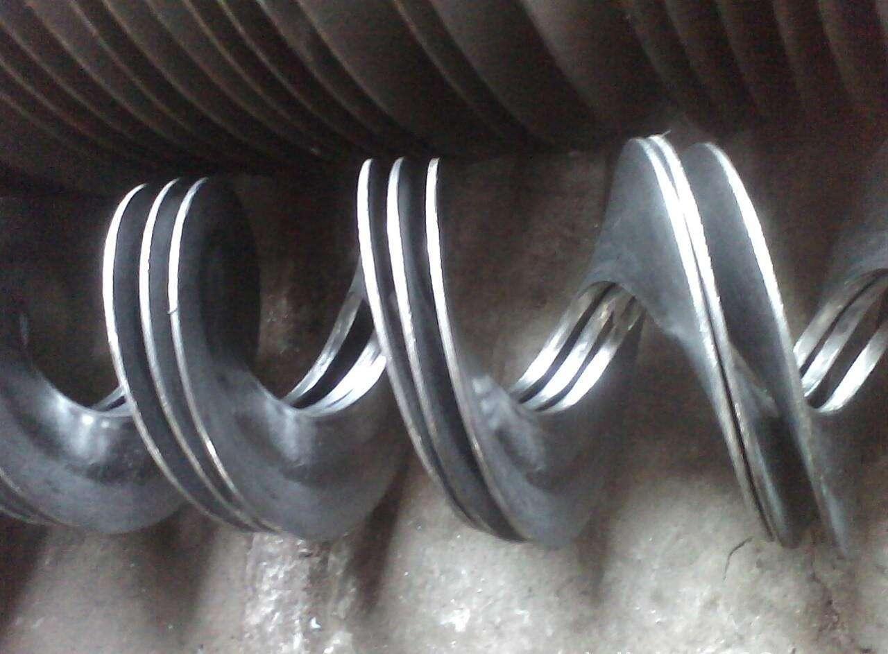螺旋葉片加工|超值的螺旋葉片廣華機械供應