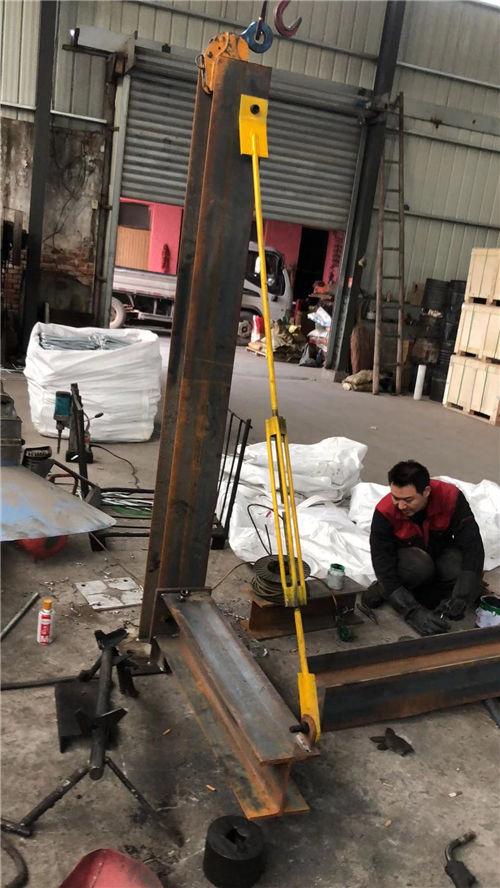 苏州上拉式工字钢悬挑架价格 辰程 南通厂家批发