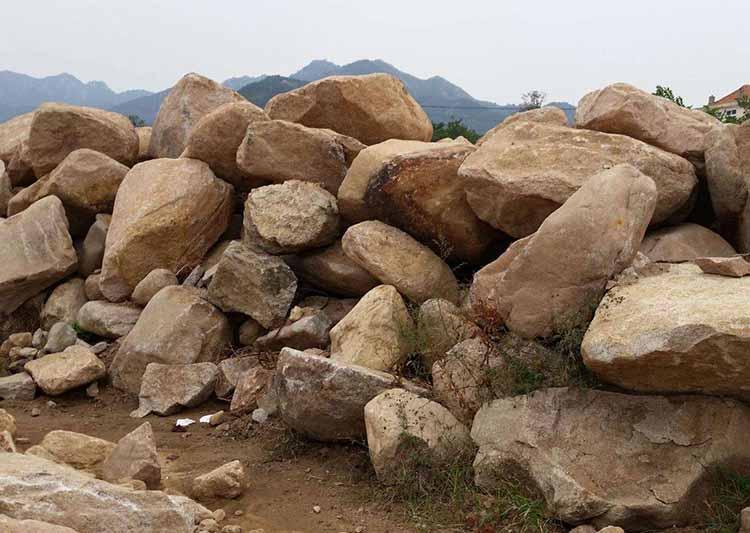 福建风景石