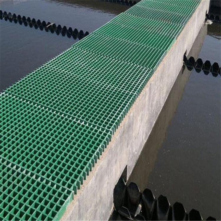 湖北玻璃钢格栅_河北宏晟环保供应好的玻璃钢格栅