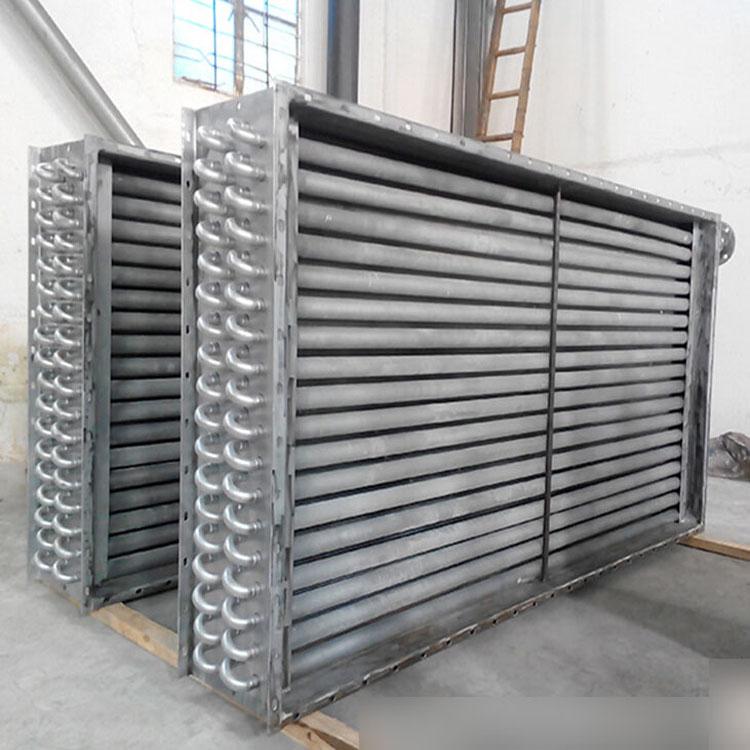 铝翅片管散热器_北京翅片管换热器制造商