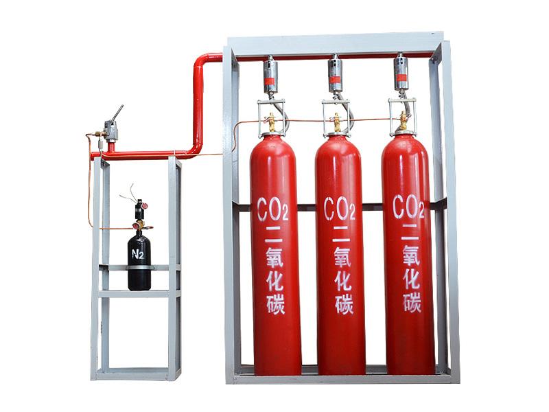蘭州柜式氣體滅火-甘肅性價比高的七氟丙烷供應