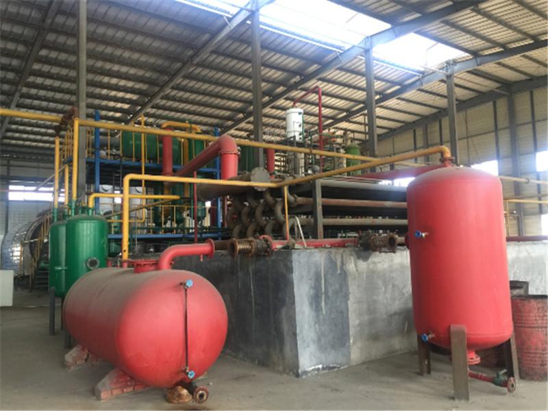 山西油泥處理設備-亞科環保油泥處理設備廠家直銷