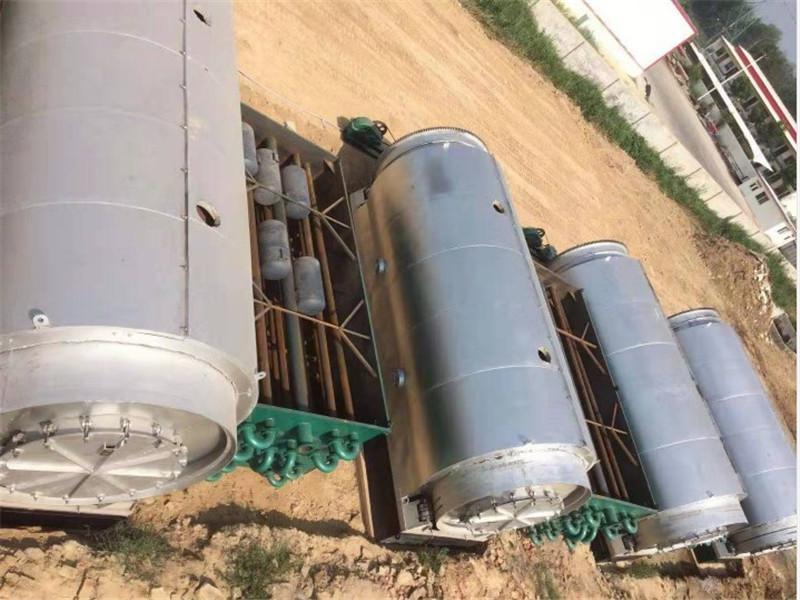 寧夏廢塑料煉油設備-商丘好用的廢塑料煉油設備_廠家直銷