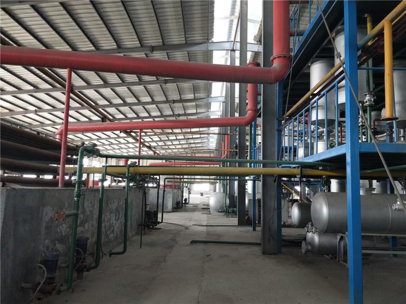 廢塑料橡膠煉油項目建議書_性價比高的廢橡膠煉油設備,亞科環保傾力推薦