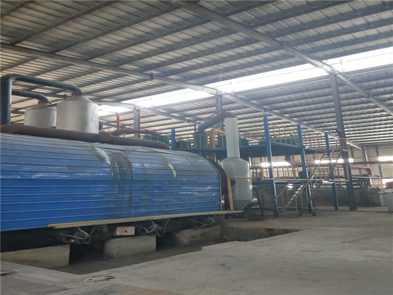 遼寧廢橡膠煉油設備-亞科環保廢橡膠煉油設備要怎么買